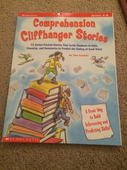 Comprehension Cliffhanger Stories