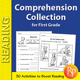 Comprehension Collection for First Grade
