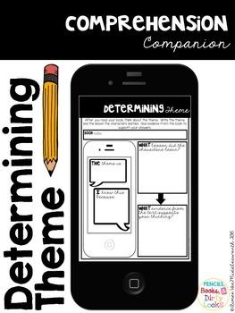 Comprehension Companion for Determining Theme