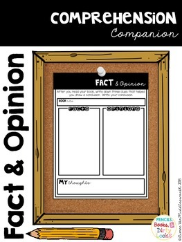 Comprehension Companion for Fact and Opinion