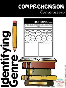 Comprehension Companion for Identifying Genre