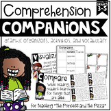 The Princess and the Pizza {Lessons for Compare & Contrast and Visualizing}