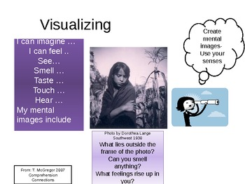 Comprehension Connection Strategies Posters