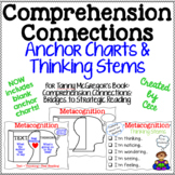 Comprehension Connections Thinking Stem Posters