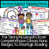 Comprehension Connections: Anchor Charts & Thinking Stems