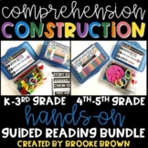 Comprehension Construction BUNDLE {Hands-on Guided Reading}