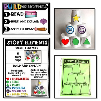 Comprehension Construction for K-3rd {Hands-on Guided Reading}