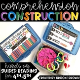 Comprehension Construction for 4th-5th {Hands-on Guided Reading}