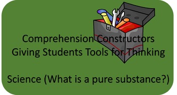 Comprehension Constructors