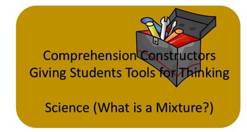 Comprehension Constructors (Mixtures)