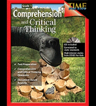 Comprehension & Critical Thinking Grade 1