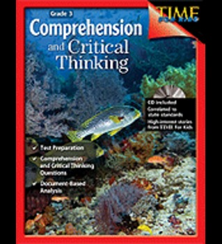 Comprehension & Critical Thinking Grade 3