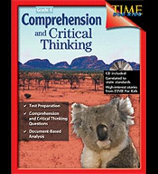 Comprehension & Critical Thinking Grade 6
