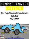 """Comprehension Cruisin""""  May Read Aloud And Comprehension C"""