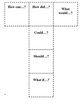 Comprehension Cubes