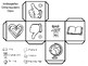 Comprehension Cubes in English & Spanish
