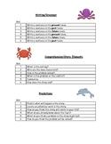 Comprehension Dice Games-Language Arts