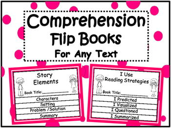 Comprehension Flip Books