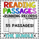 Comprehension & Fluency Passages - Beginning Readers + Running Records - BUNDLE!
