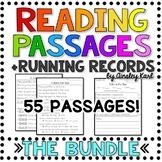 Comprehension & Fluency Passages - Beginning Readers + Run