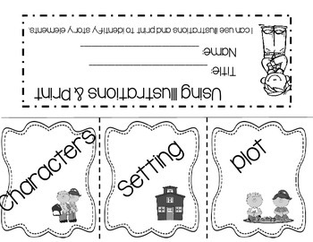 Comprehension Foldables K-3