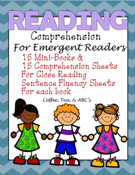 Comprehension For Emergent Readers Sample