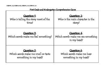 Comprehension Games
