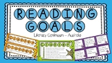 Reading Goals - Aligned with the Australian Literacy Continuum