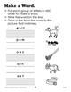Comprehension Grades 1-2
