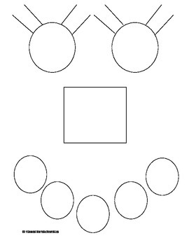 Comprehension Graphic Organizer: Story Face