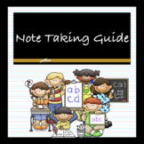 Learning to Take Notes