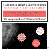 """Comprehension Guide: Astro Teller's """"Unexpected Benefit of"""