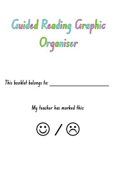 Comprehension - Guided Reading Booklet