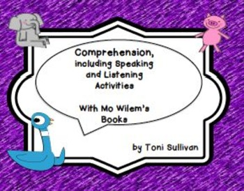 Comprehension, Including Speaking and Listening Skills wit