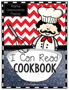 Interactive Cookbook Comprehension Practice