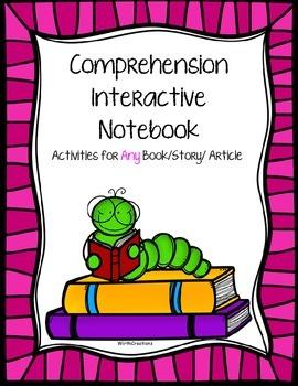 Comprehension Interactive Notebook