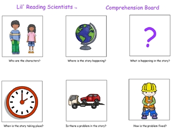 Comprehension Kit 1 -  Levels 2-13 (OG)