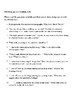 """Comprehension, """"Lockwood and Co"""", guided reading, comprehension, homework"""