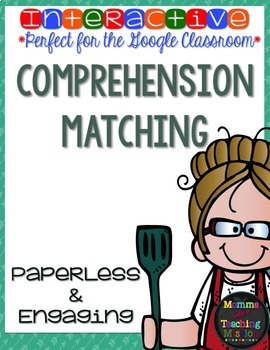 Comprehension Matching Interactive
