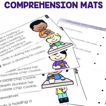 Comprehension Mats
