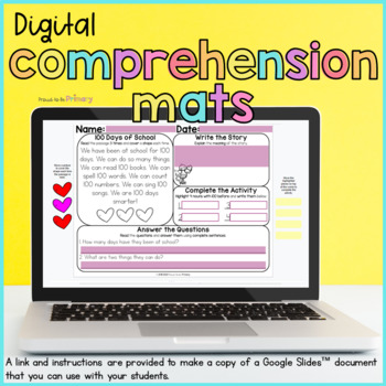 February Reading Comprehension Passages