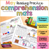 May Reading Comprehension Passages