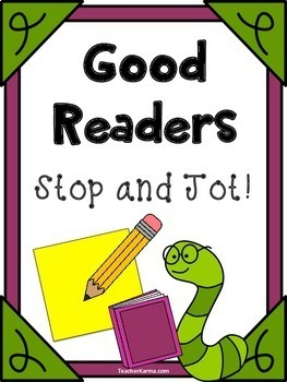 Comprehension and Metacognition, Reading is THINKING, Good Readers