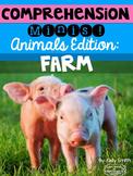 Farm Animals Nonfiction Reading Passages