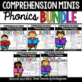 Reading Comprehension Passages {Phonics Growing Bundle}