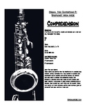 Comprehension- Music For Jazz Combo