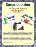 Reading Comprehension / Nonverbal Students
