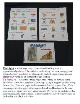 Reading Comprehension / Nonverbal Students
