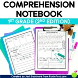 Comprehension Notebook 1st Grade (Set 2)