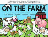 Comprehension: On the Farm